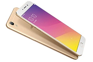 OPPO A37 (Gold) with Offers